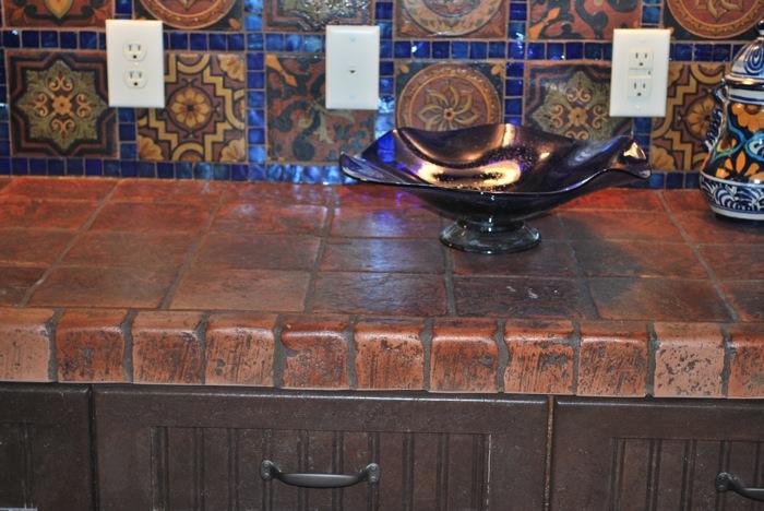 Handmade Mexican Saltillo Tile Terracotta Tile European
